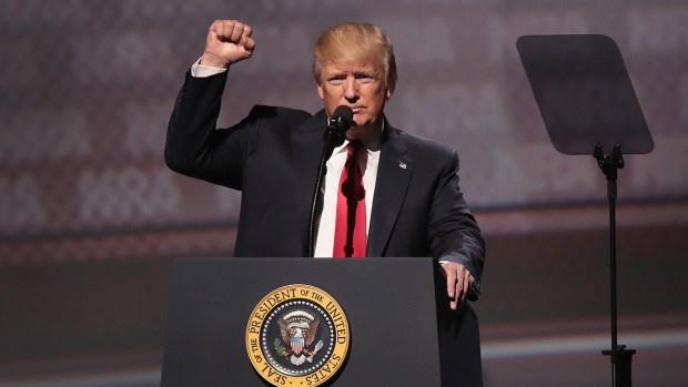 [NATL] Trump: 'Responsible Gun Ownership Saves Lives'
