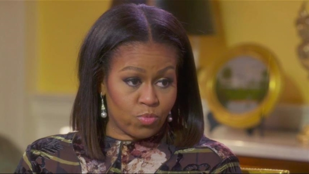 [NATL] Michelle Obama Talks With Oprah Winfrey About Her Time Spent in the White House