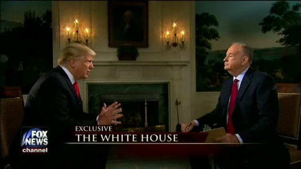 [NATL] President Trump's Super Bowl Sunday Interview With Bill O'Reilly
