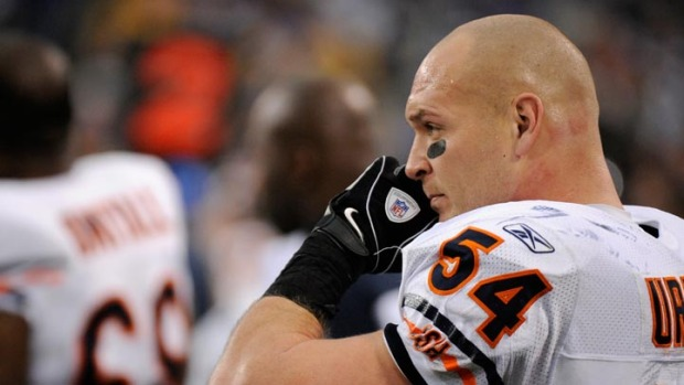 Urlacher Talks About Toradol Usage