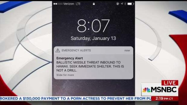 [NATL-PHI] Vai Describes Getting False Missile Alert While in Hawaii