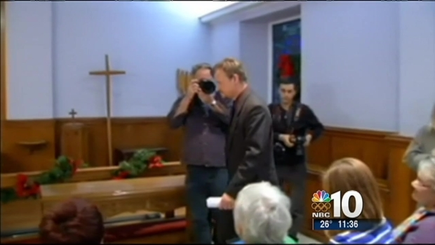 [PHI] Pastor Takes A Stand