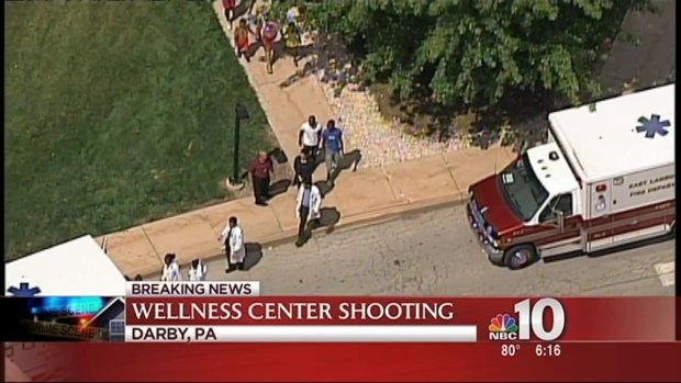 [PHI] Shooting Suspect Had Previous Run-Ins With Staff