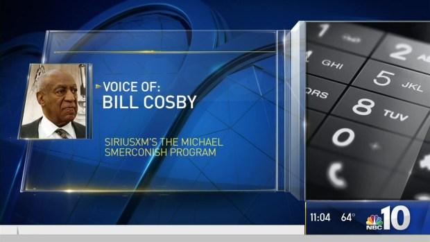 Bill Cosby Speaks in Radio Interview
