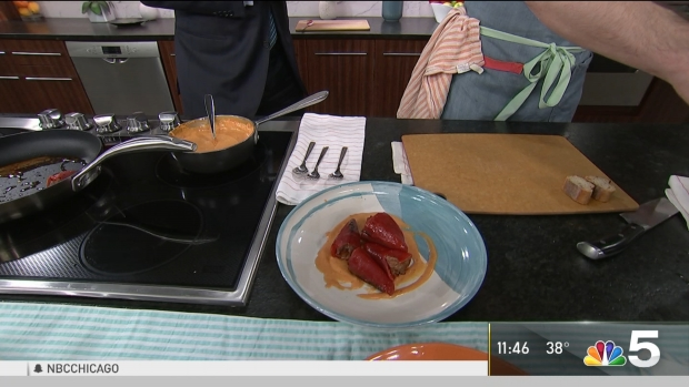 [CHI] Cafe 5: Recipe for Sausage Stuffed Peppers