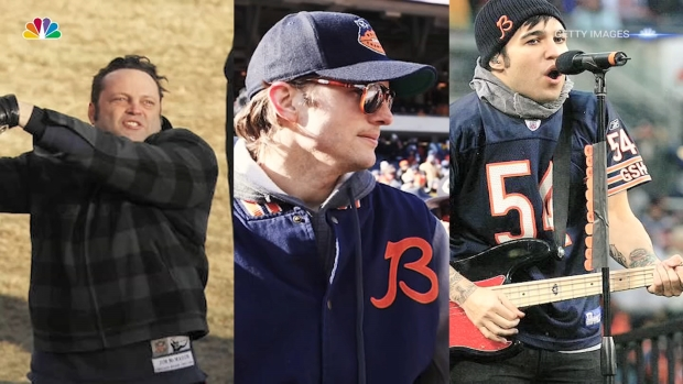 Celebrities You Might Not Have Known Were Bears Fans