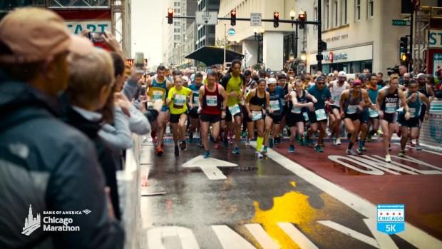 Marathon Moments: Running the International 5K in Chicago
