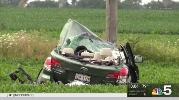 Services Held for Pregnant Mom, 3 Sons Killed in Beecher Crash