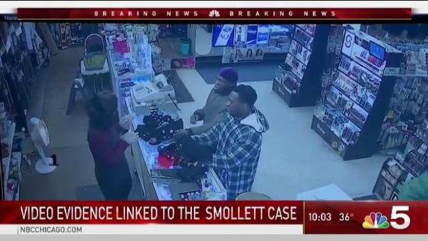[CHI] Brothers in Smollett Case Appear to Buy Items Used in Alleged Attack in Security Footage