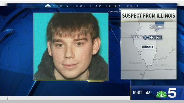 [CHI] FBI, ATF Aiding in Search for Waffle House Shooter