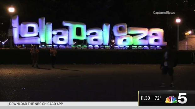 [CHI] Teen Dies After Being Found Unresponsive at Lollapalooza