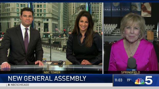 [CHI] New Session of Illinois Legislature Underway