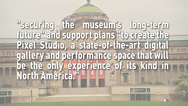 [CHI] Museum of Science and Industry Gets New Name After Record Donation