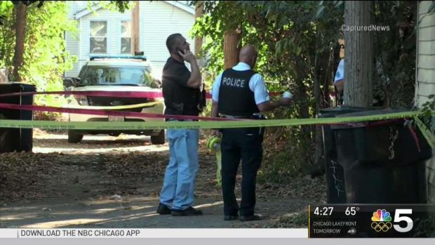 [CHI] Pregnant Woman Among 2 Killed in Shooting, Baby Delivered: Police