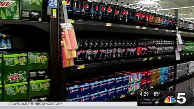 [CHI] Cook County's New Soda Tax Takes Effect