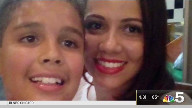 [CHI] Brazilian Boy Reunited With His Mom