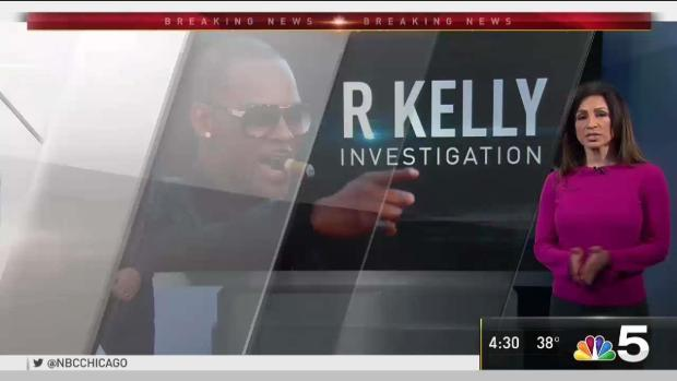 [CHI] R. Kelly Leaving His Chicago Recording Studio: Lawyers