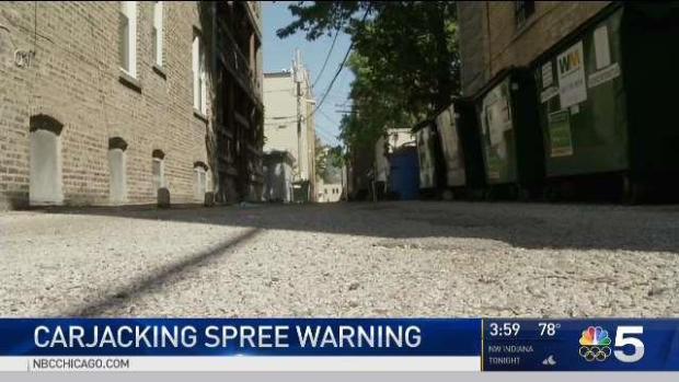 [CHI] Carjacking Spark Concern in Ukrainian Village