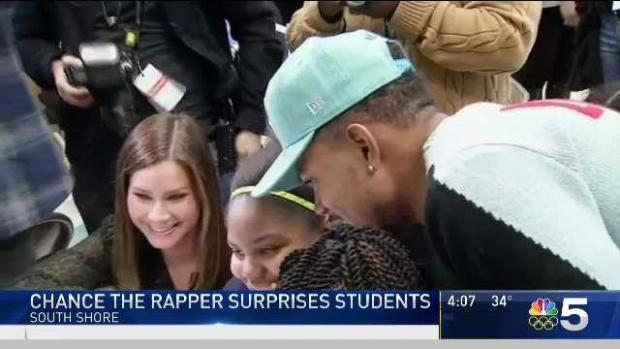 [CHI] Chance the Rapper Teams With Google for Big Surprise