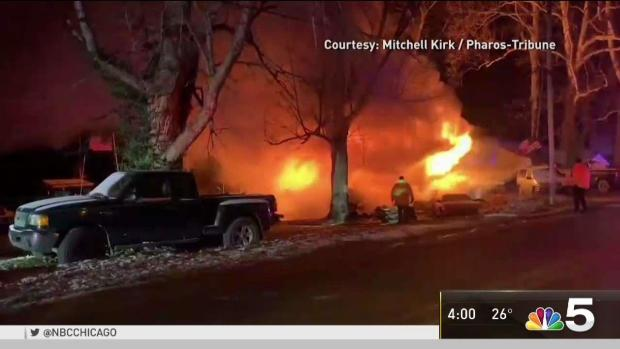 [CHI] 6 Dead in Indiana House Fire