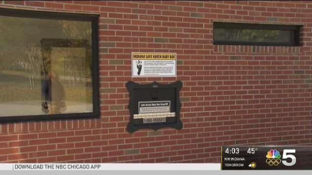[CHI] Indiana Baby Left in 'Safe Haven' Box