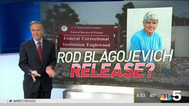 Freedom for Rod Blagojevich?