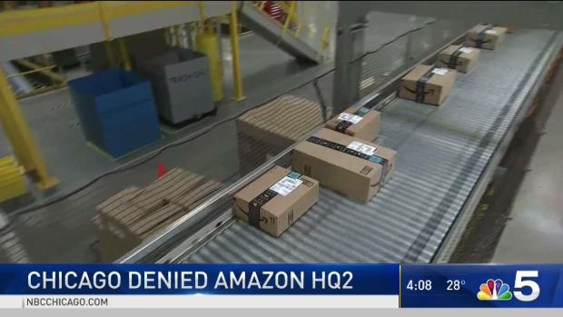 Why Chicago Was Denied Amazon HQ2