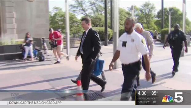 [CHI] Van Dyke's Defense Team Seeks to Move Trial From Chicago