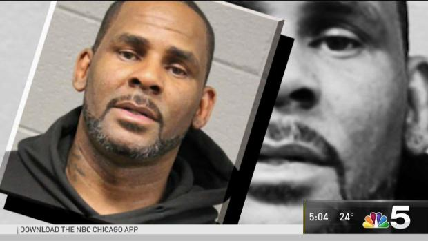 R. Kelly to Spend At Least One More Night Behind Bars