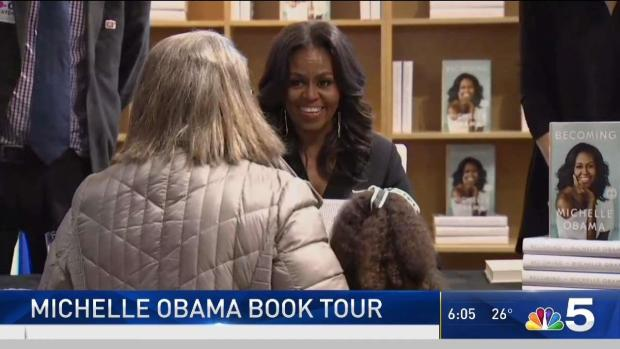 Thousands Expected to Show Out at United Center for Michelle Obama
