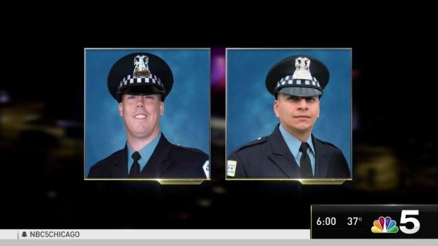 Body Cam Gives New Insight After Officers Hit by Train: CPD