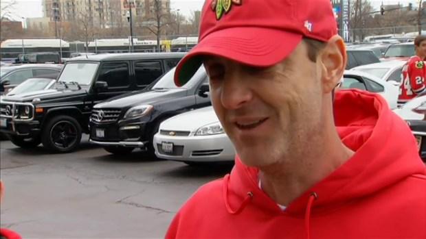 [CHI] Hawks Fans React to Series-Winning Game