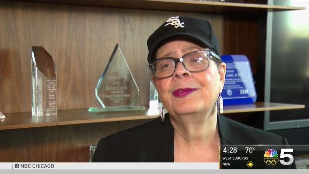 [CHI] Karen Lewis Reveals She Suffered Stroke Last Week