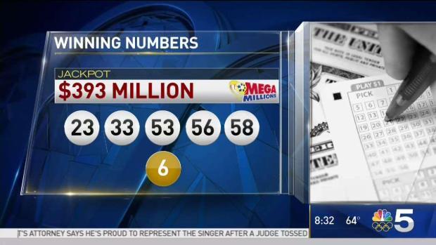 [CHI] Winning Mega Millions Ticket Sold in Illinois