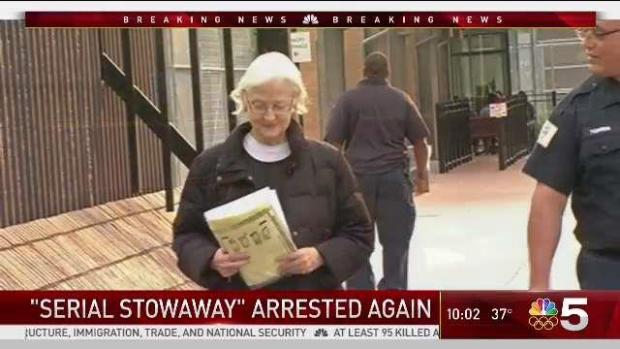 [CHI] 'Serial Stowaway' Marilyn Hartman Arrested Again at O'Hare