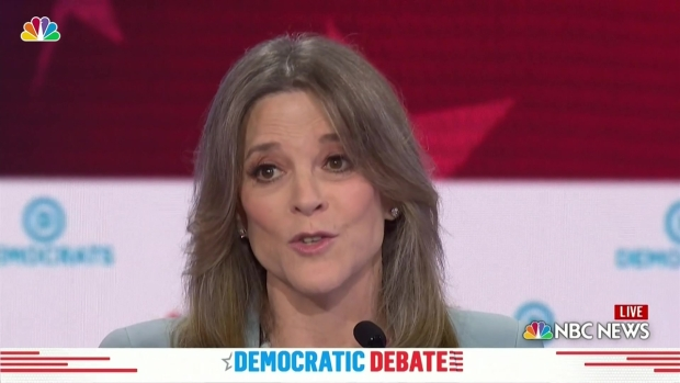 [NATL] Marianne Williamson on Health Care