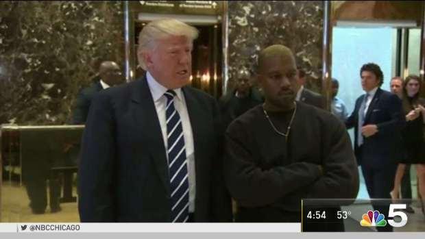 [CHI] Kanye, Trump Highlight Fascinating Political Week