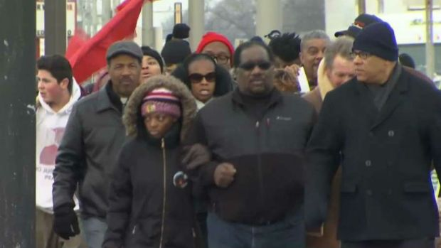 More Protests Held in Midlothian After Officer-Involved Shooting