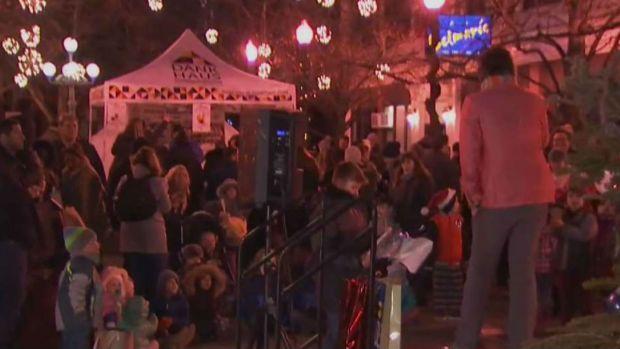 Lincoln Square Celebrates Small Business Saturday