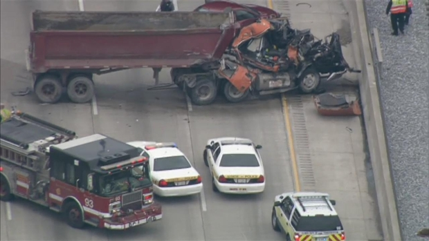 [CHI] RAW: I-94 Fatal Crash