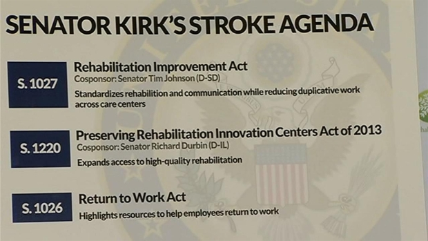[CHI] Kirk Working to Improve Care for Stroke Patients