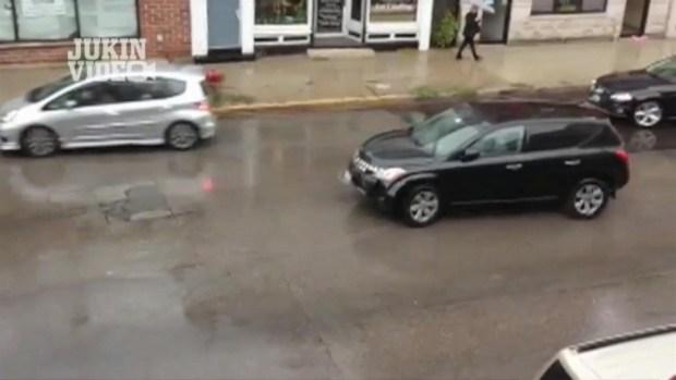 [CHI] Witnesses Describe Wild Hit-And-Run Crash