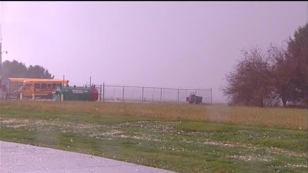 [CHI] Tornadoes and Storms Rip Through Illinois