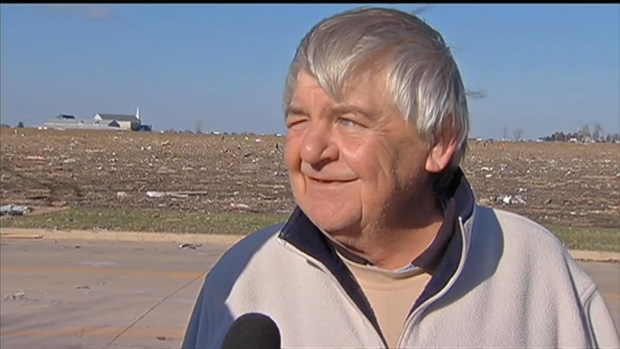 [CHI] Tornado Survivor: We Had 30 Seconds To Spare