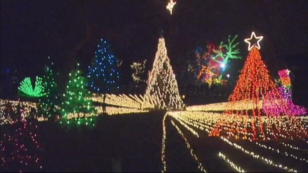 [CHI] Lincoln Park Zoo Lights Up the Holiday Season