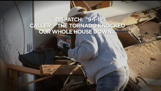 [CHI] Washington Tornado 911 Calls Released