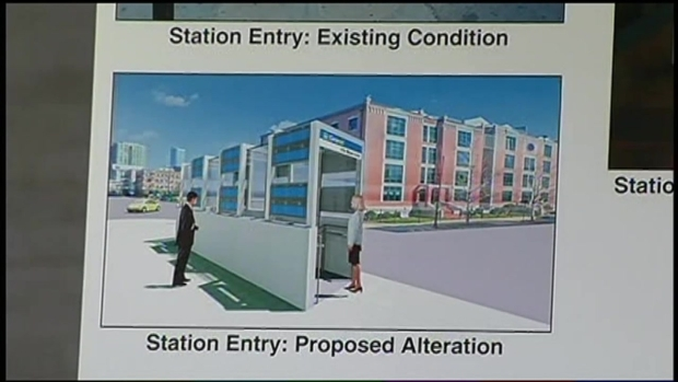 [CHI] Reconstruction Planned For CTA Blue Line