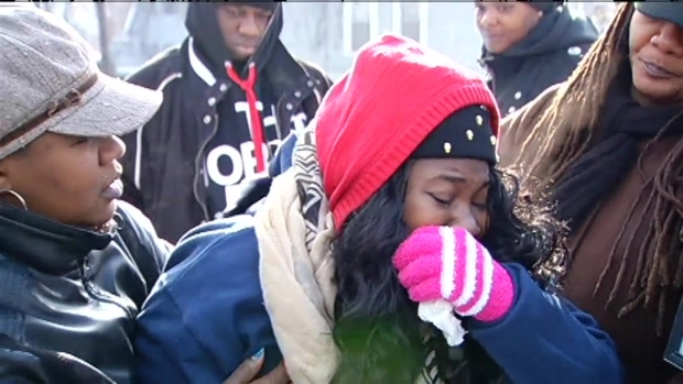 [CHI] Mom Mourns Infant Mauled By Pit Bulls