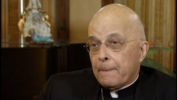 [CHI] Cardinal George Talks About His 50th Anniversary: Part 1