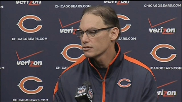"[CHI] Trestman: ""We Will Continue To Move Forward"""